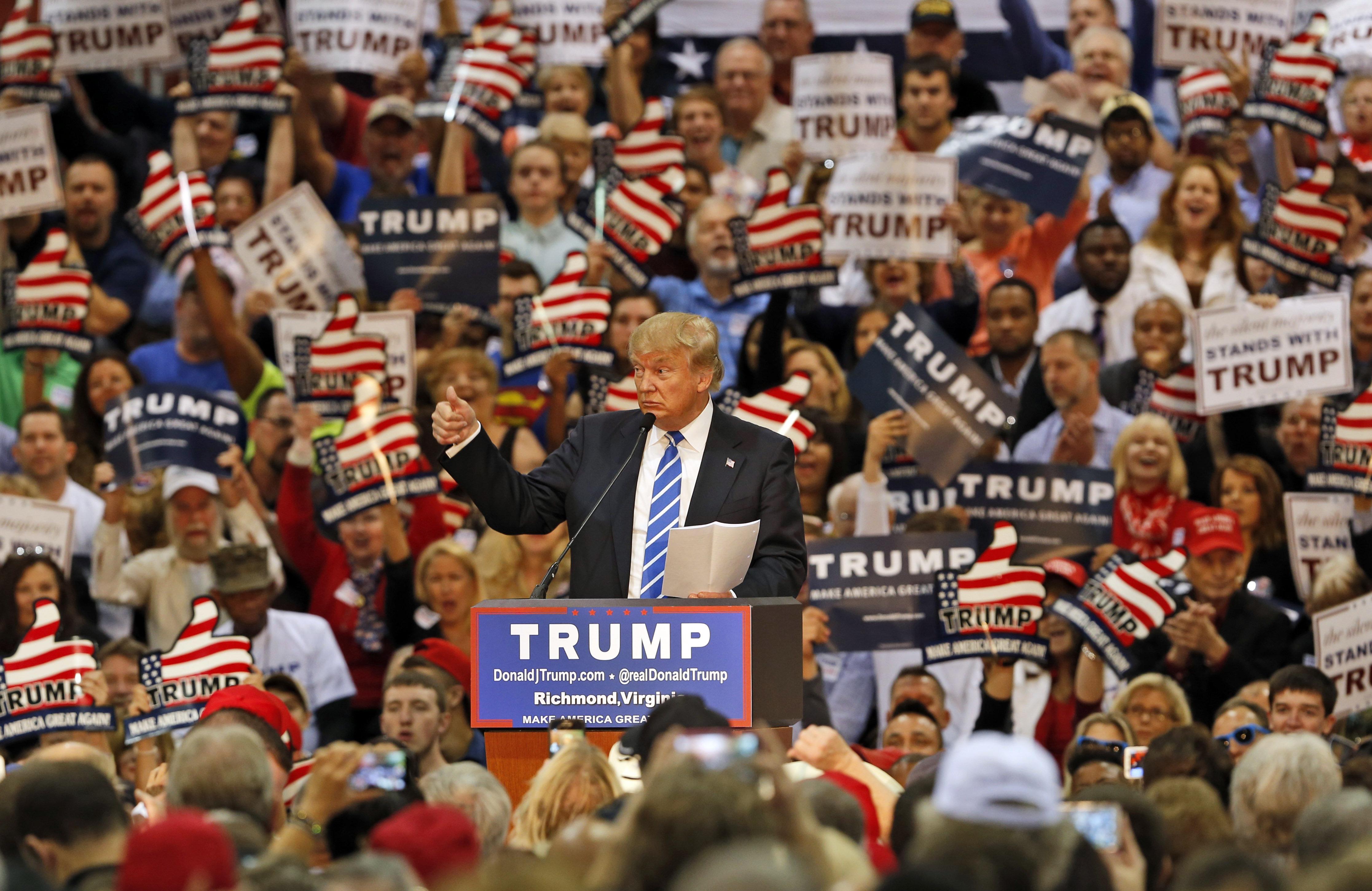 트럼프 취임 2년 : 공화당이 마주한 불확실한