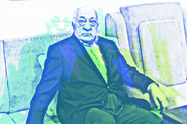 Der islamische Prediger Fethullah Gülen lebt im
