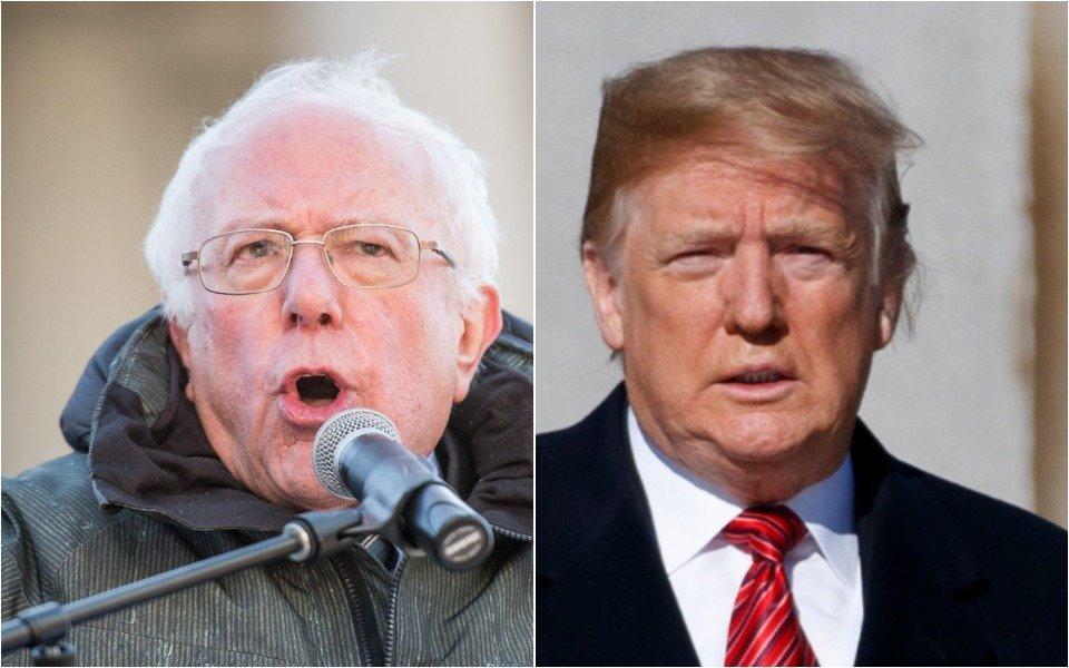 Bernie Sanders Flat-Out Calls Trump A 'Racist'
