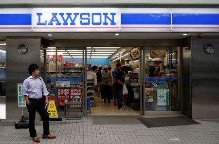 일본 편의점에서 '성인잡지 판매대'가