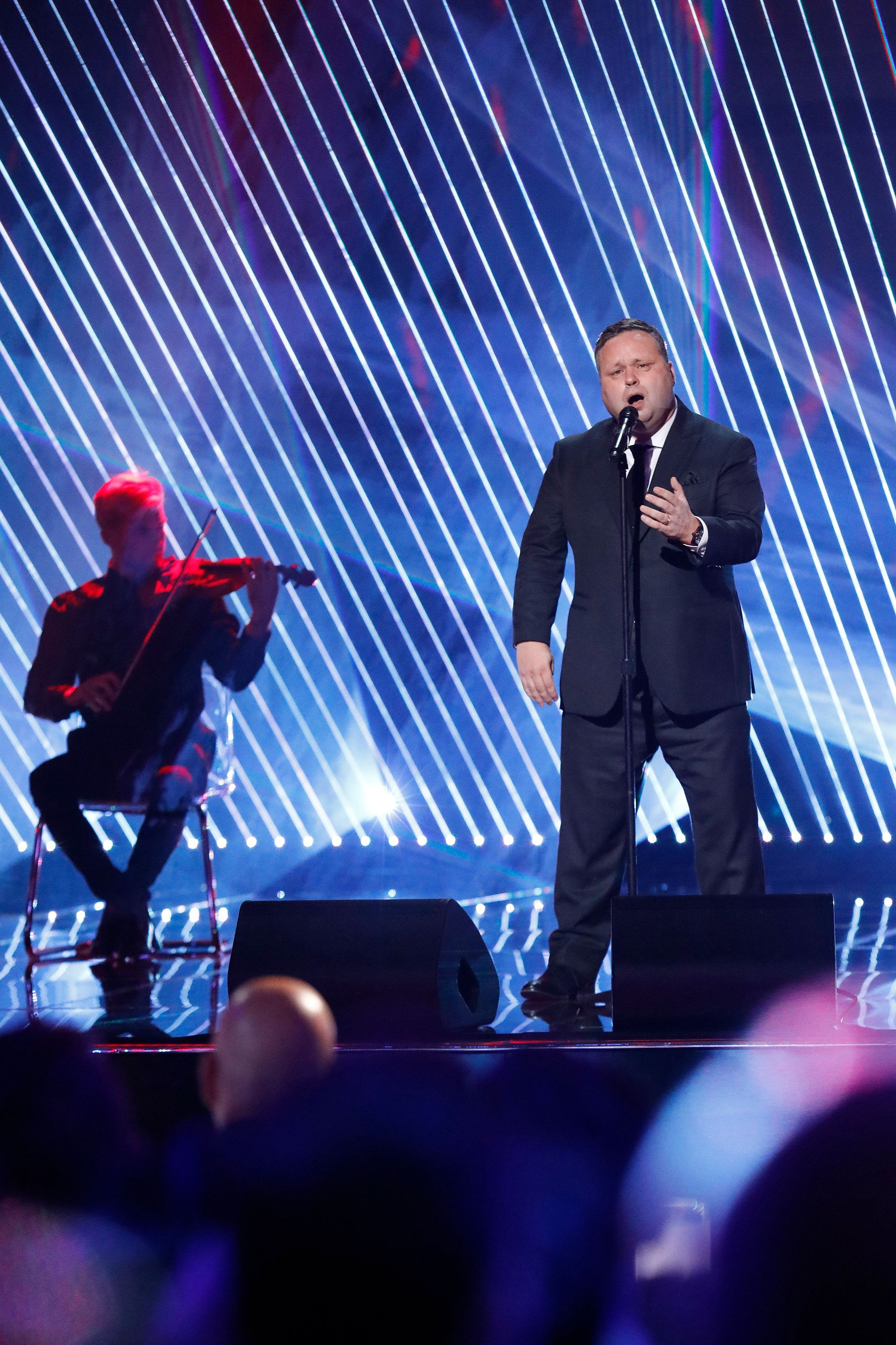 'BGT' Winner Paul Potts Joins Susan Boyle In 'America's Got Talent: The Champions'