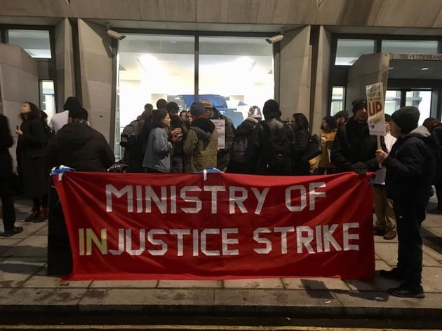 This Is Why Migrant Government Workers Are Protesting On The Streets Of London