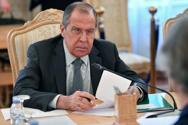 Le ministre Russe des AE à partir de mercredi en