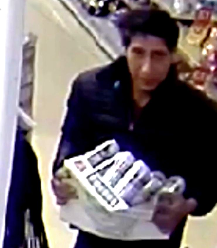 David Schwimmer Look-Alike Suspect Doesn't Look THAT Much Like Ross From 'Friends'