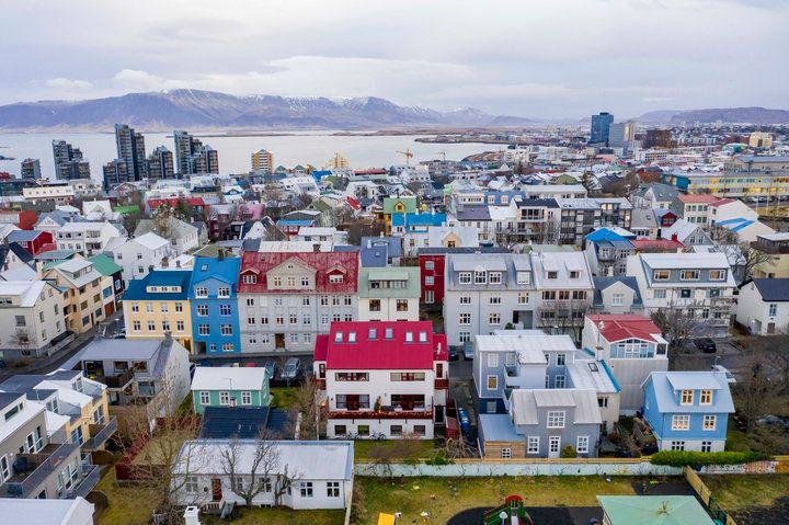 Reykjavik hat Kurzarbeit