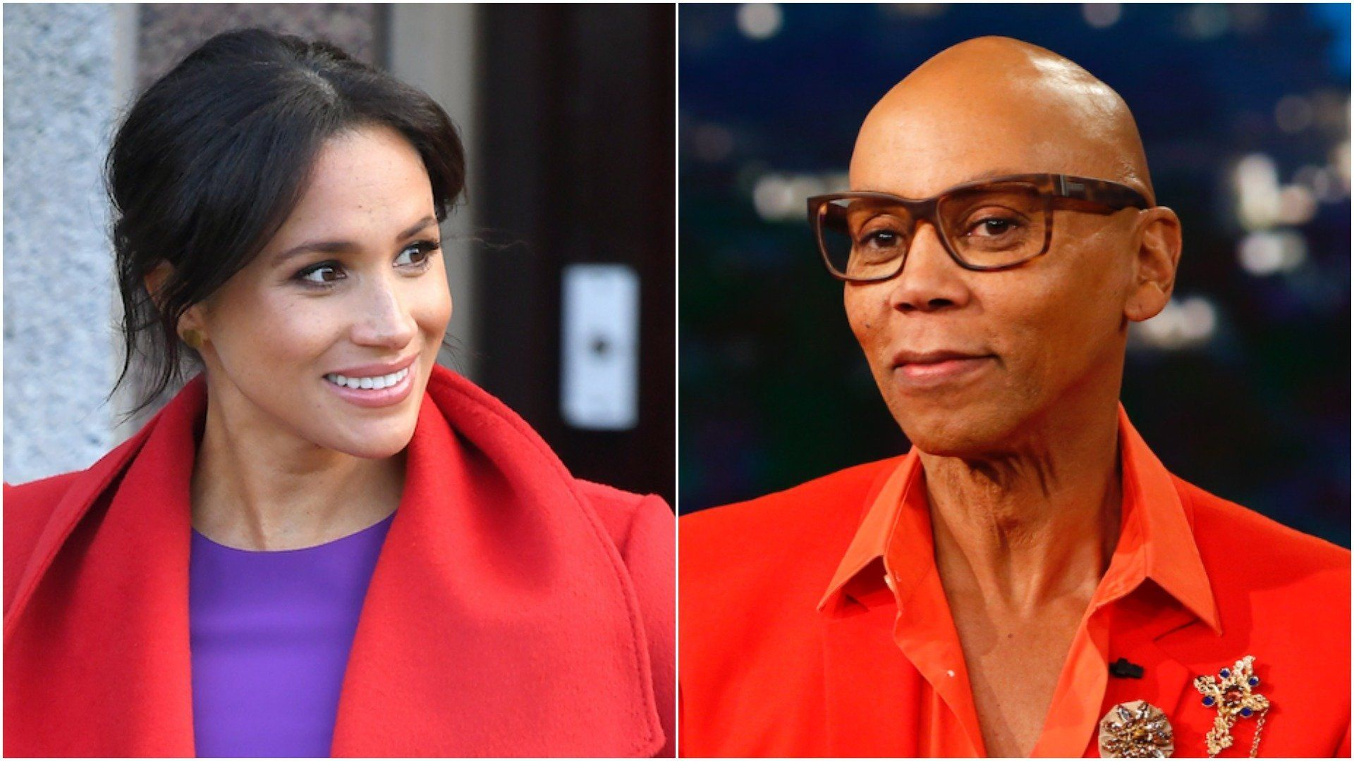 RuPaul Advises Meghan Markle To Shut Down Haters In A Very RuPaul