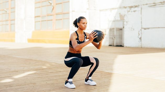 How To Do A Full Body Workout In Your Living