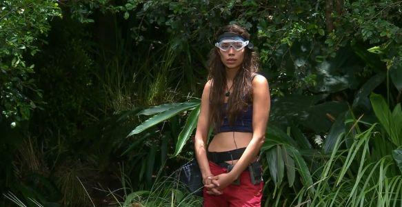 Dschungelcamp: Kurz nach ihrem Auszug rechnet Gisele mit einer Kandidatin