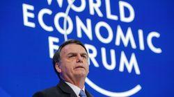 Bolsonaro em Davos: 'Somos o país que mais preserva o meio