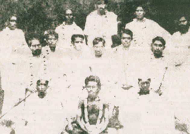 Participants at the Vaikom