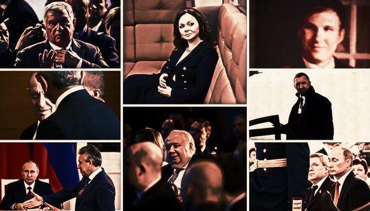 Apparatschiks, Agenten, Anwälte: Die Russen in der