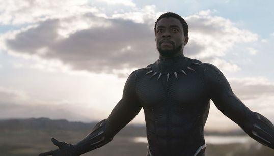 'Pantera Negra' é o 1º longa de super-herói a concorrer ao Oscar de Melhor