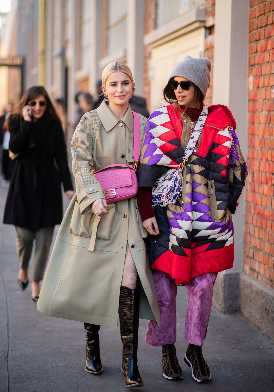 091b0dc1 31 Italian Street Style Photos To Inspire Your Wardrobe   HuffPost Life