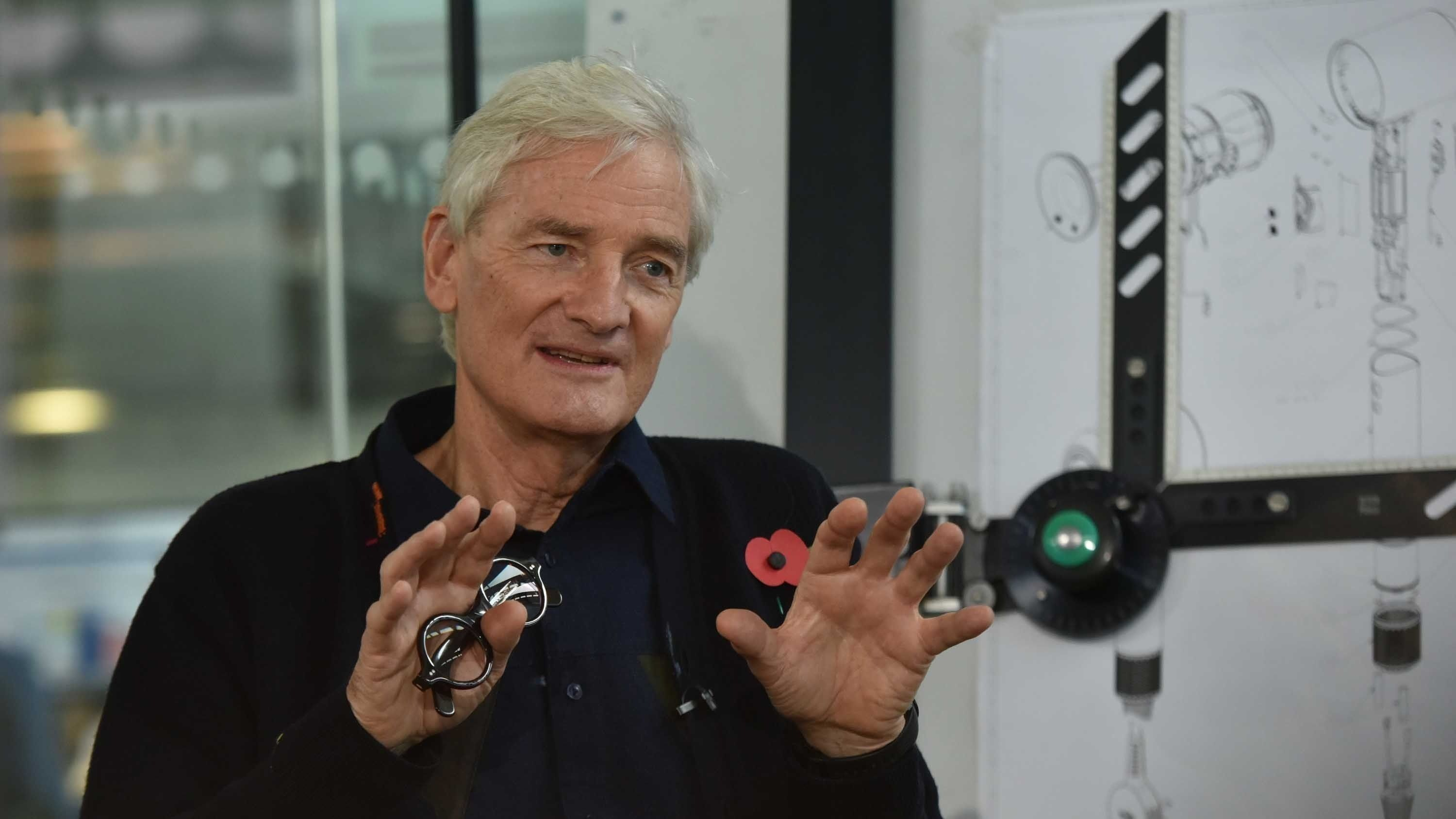 Nick Ferrari Reveals Some Key Facts On Dyson's Move To Singapore