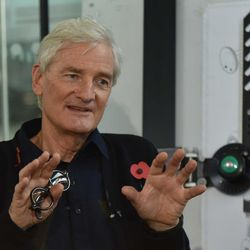 Pro-Brexit Sir James Dyson Is Moving His HQ To