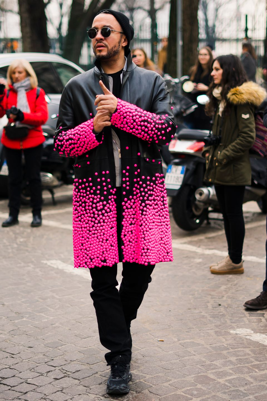 de6cb9666d8 31 Italian Street Style Photos To Inspire Your Wardrobe