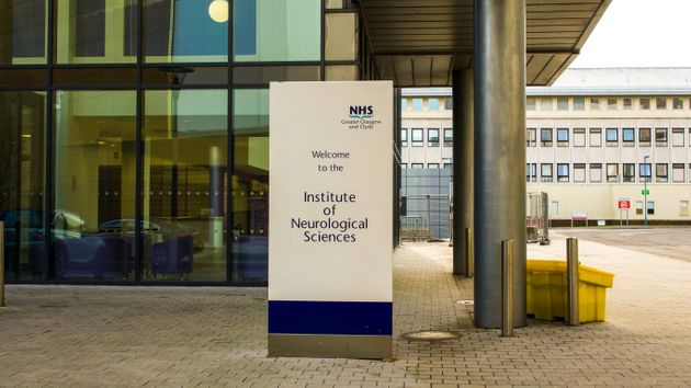Glasgow's Queen Elizabeth University Hospital was built for the Scottish Government at a cost of...