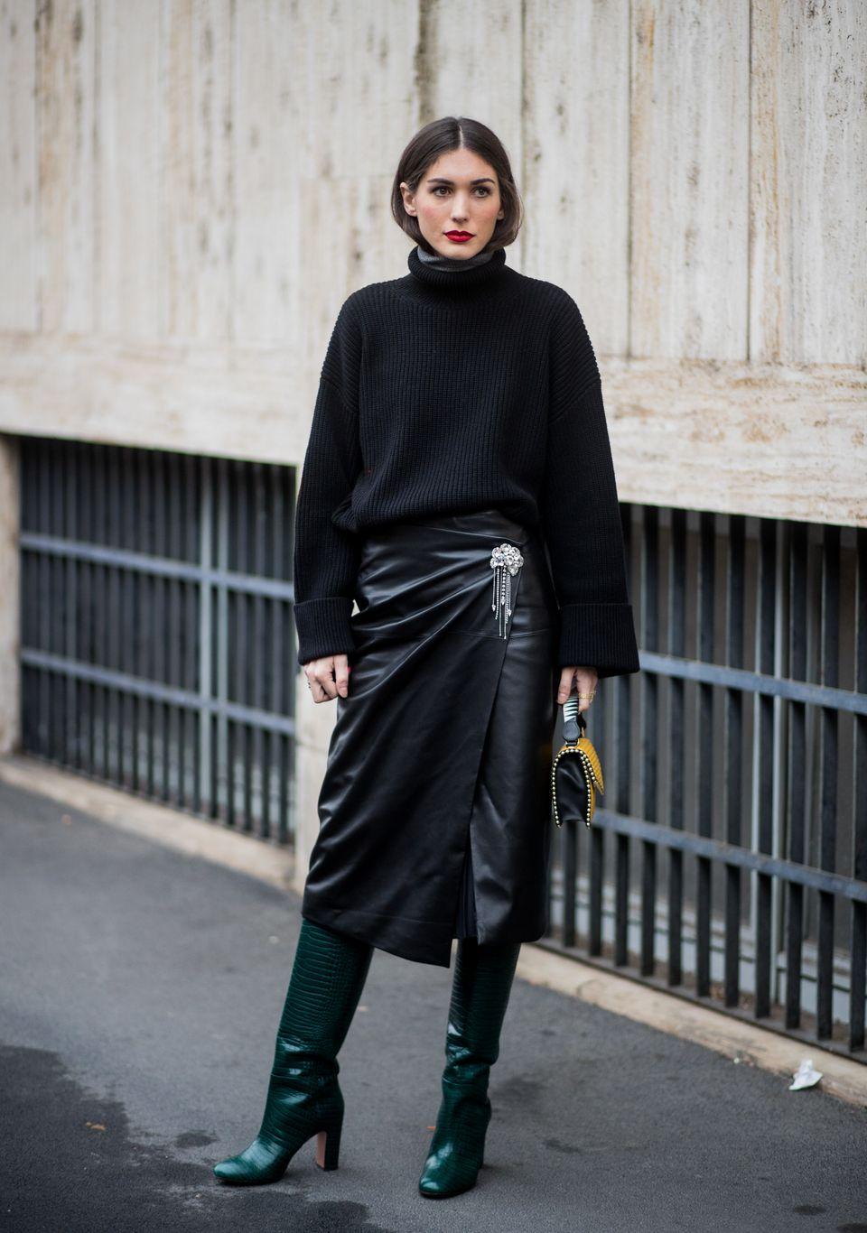 31 Italian Street Style Photos To Inspire Your Wardrobe ...