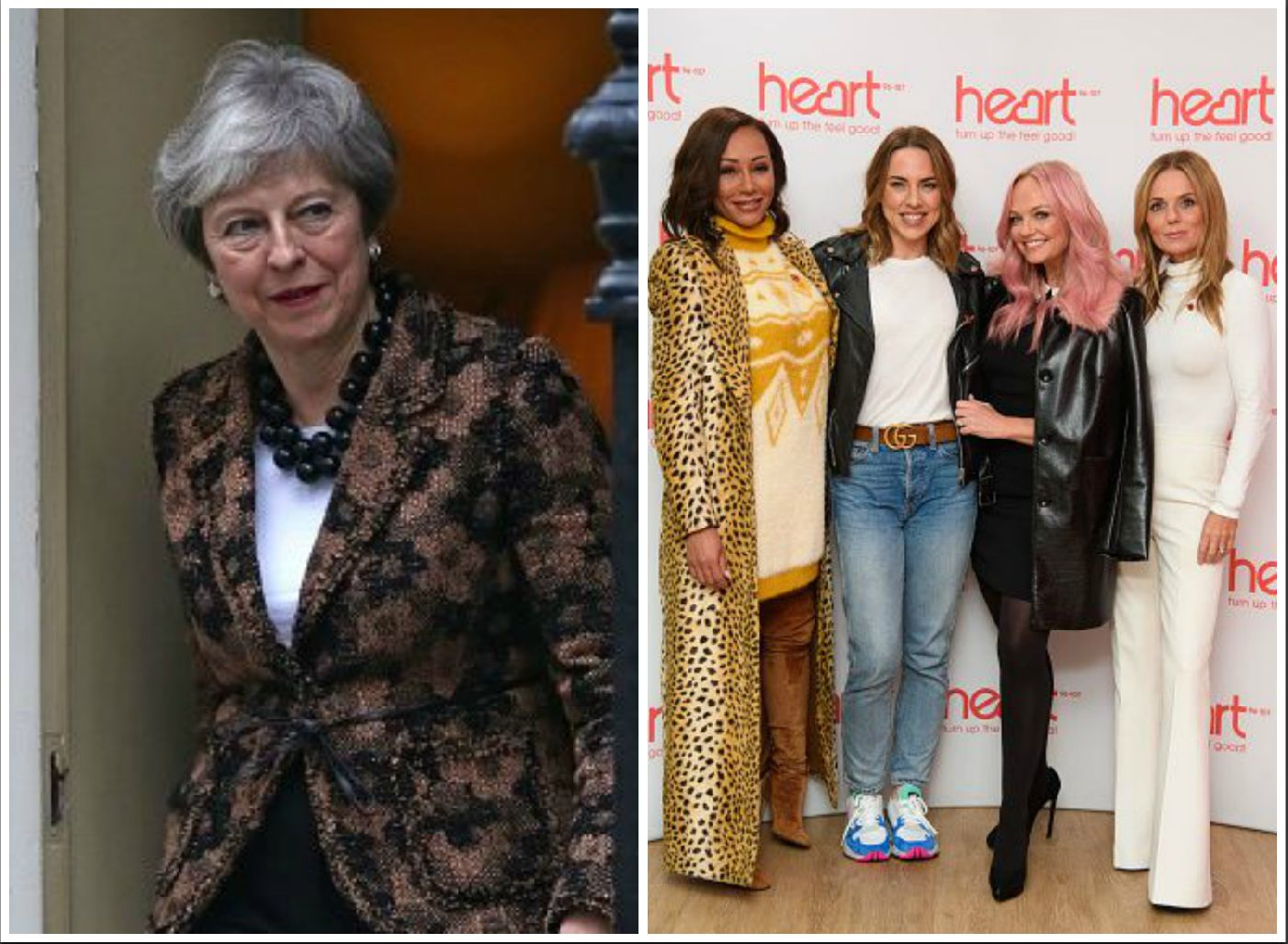 European Union Slams Britain's Brexit Plans With Spice Girls