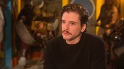 Kit Harington 'Grieves' The End Of 'Game Of