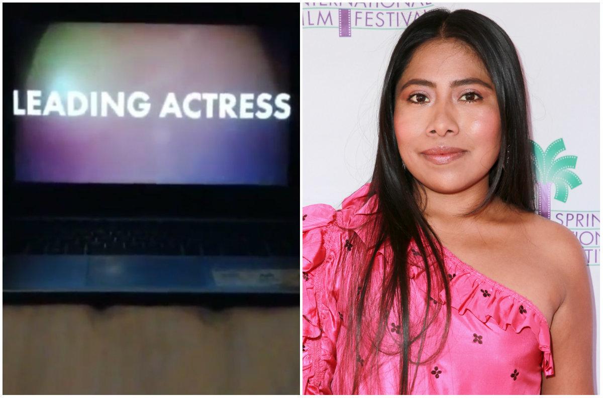 Oscar 2019: A reação de Yalitza Aparicio, de 'Roma', à indicação de Melhor