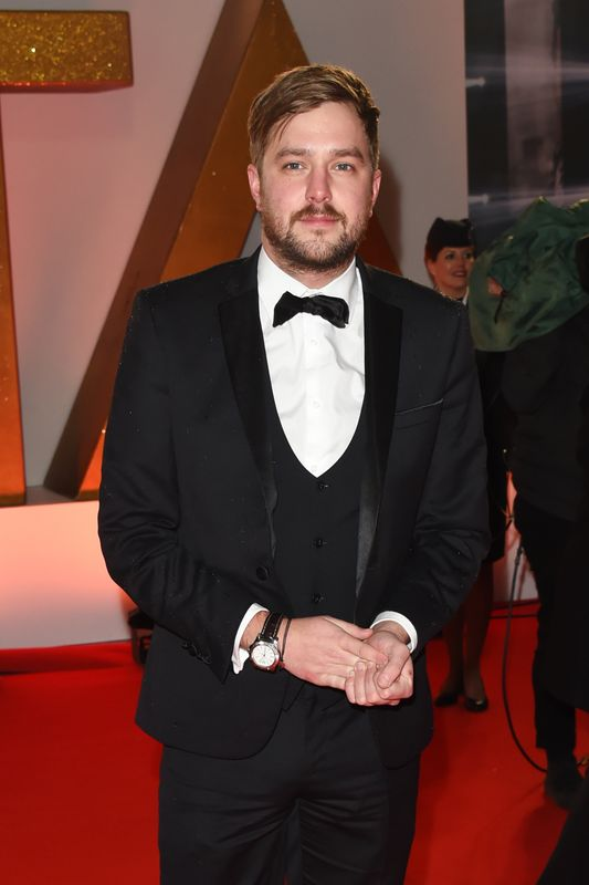 NTA Awards 2019: Giles And Mary From 'Gogglebox' Serve Looks On The