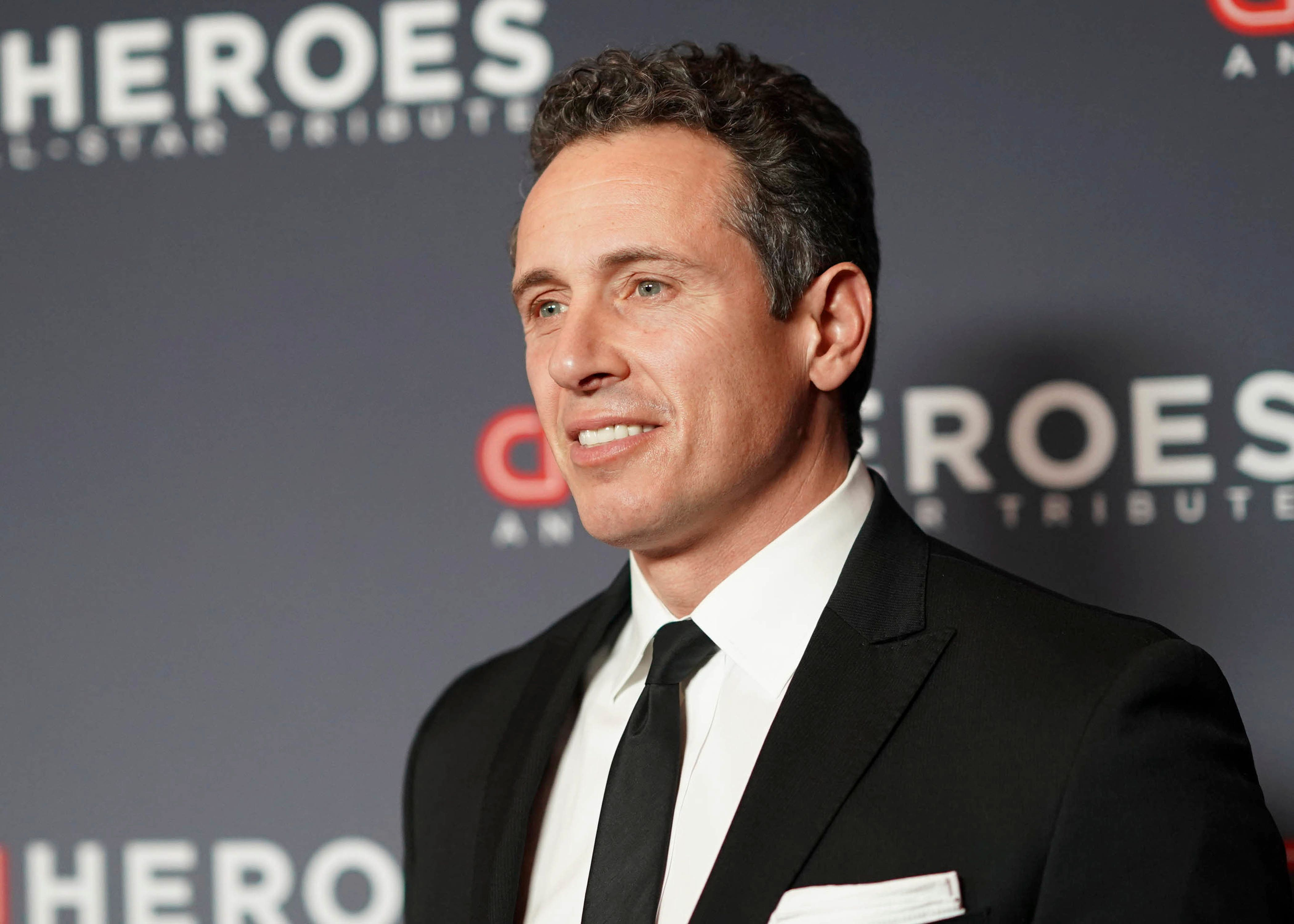 Photo by: John Nacion/STAR MAX/IPx 2018 12/9/18 Chris Cuomo at the 12th Annual CNN Heroes: An All-Star Tribute at the American Museum of Natural History in New York City.