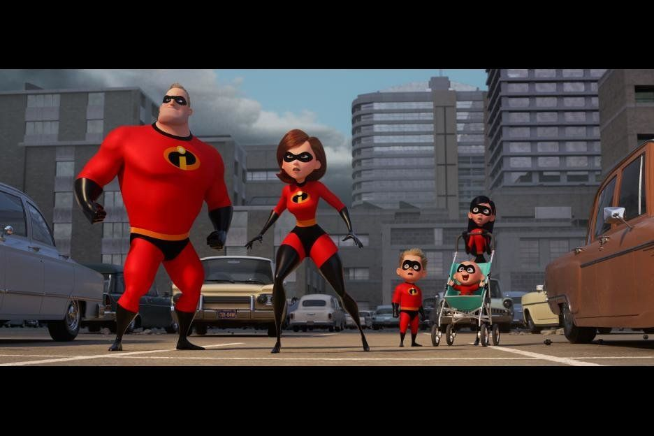 """""""Over the years, I've heard people say, 'Is there going to be another 'Incredibles' film?' I certainly didn"""