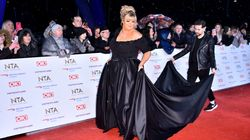 Gemma Collins' Red Carpet Appearance At The NTAs Was Typically Understated