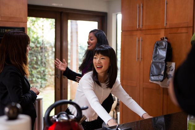 """Netlflix's """"Tidying Up With Marie Kondo"""" had barely started getting buzz before there..."""