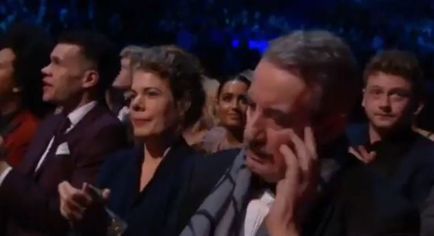 NTA Awards 2019: John Challis Forgets To Do His Good Loser Face As 'Benidorm' Loses Out To 'Car
