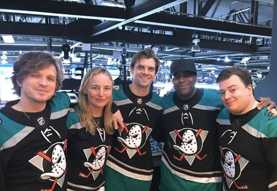 Mighty Ducks Reunion