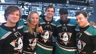 Mighty Ducks Reunion