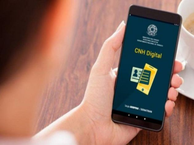 CNH digital: Obter o documento eletrônico é mais simples do que