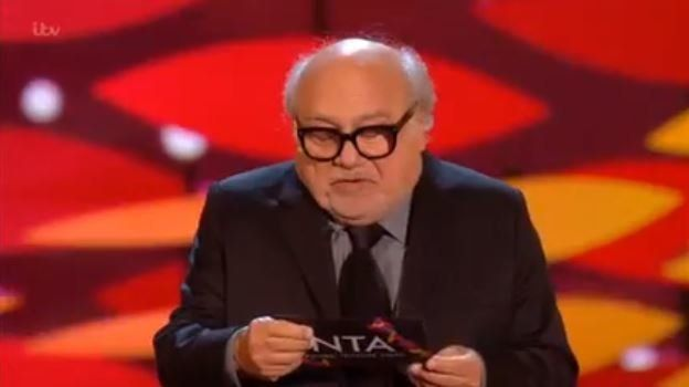 Danny DeVito's appearance didn't exactly go to