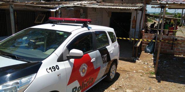 Suspeitoconfessou o crime e levou policiais até um bar na região da Rodovia Miguel...