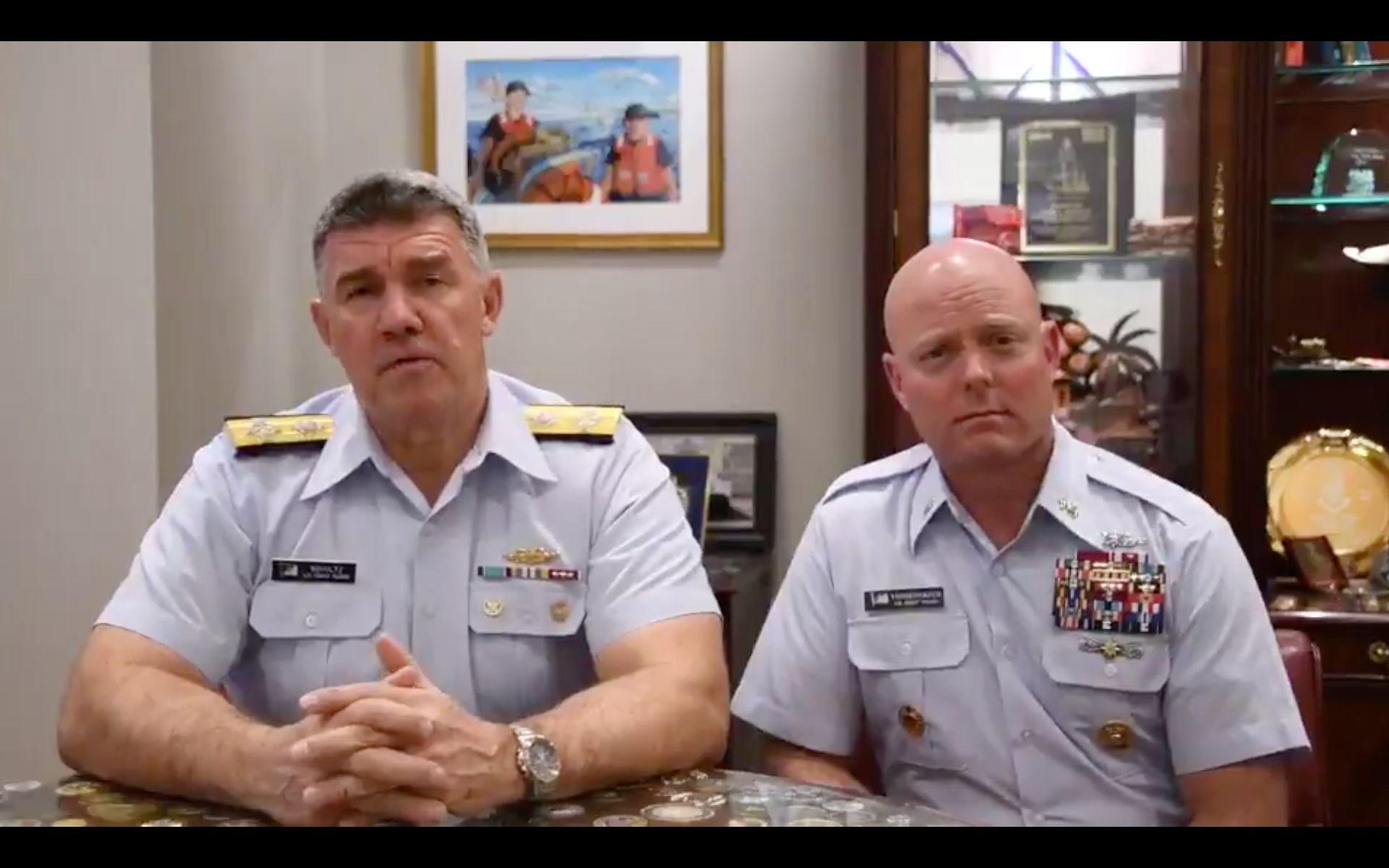 coast guard shutdown