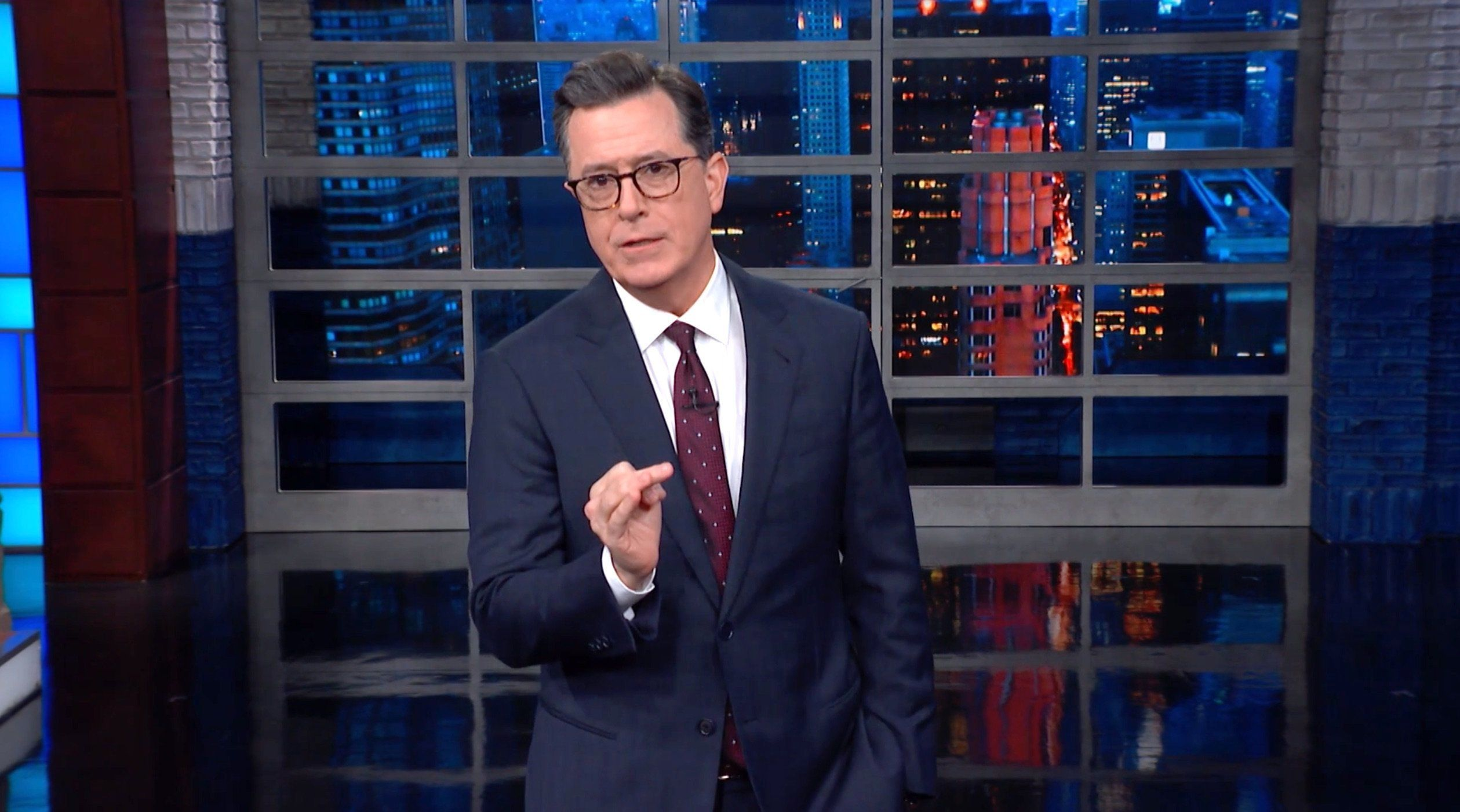 Colbert Uses Giuliani's Own Logic To Explain How Bad A Lawyer He Is