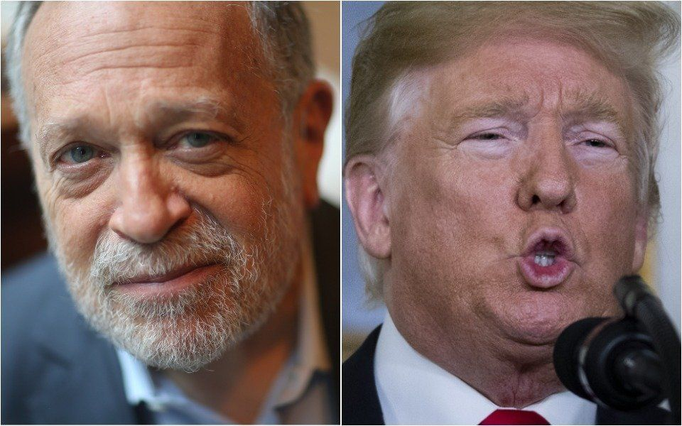 Robert Reich, Donald Trump