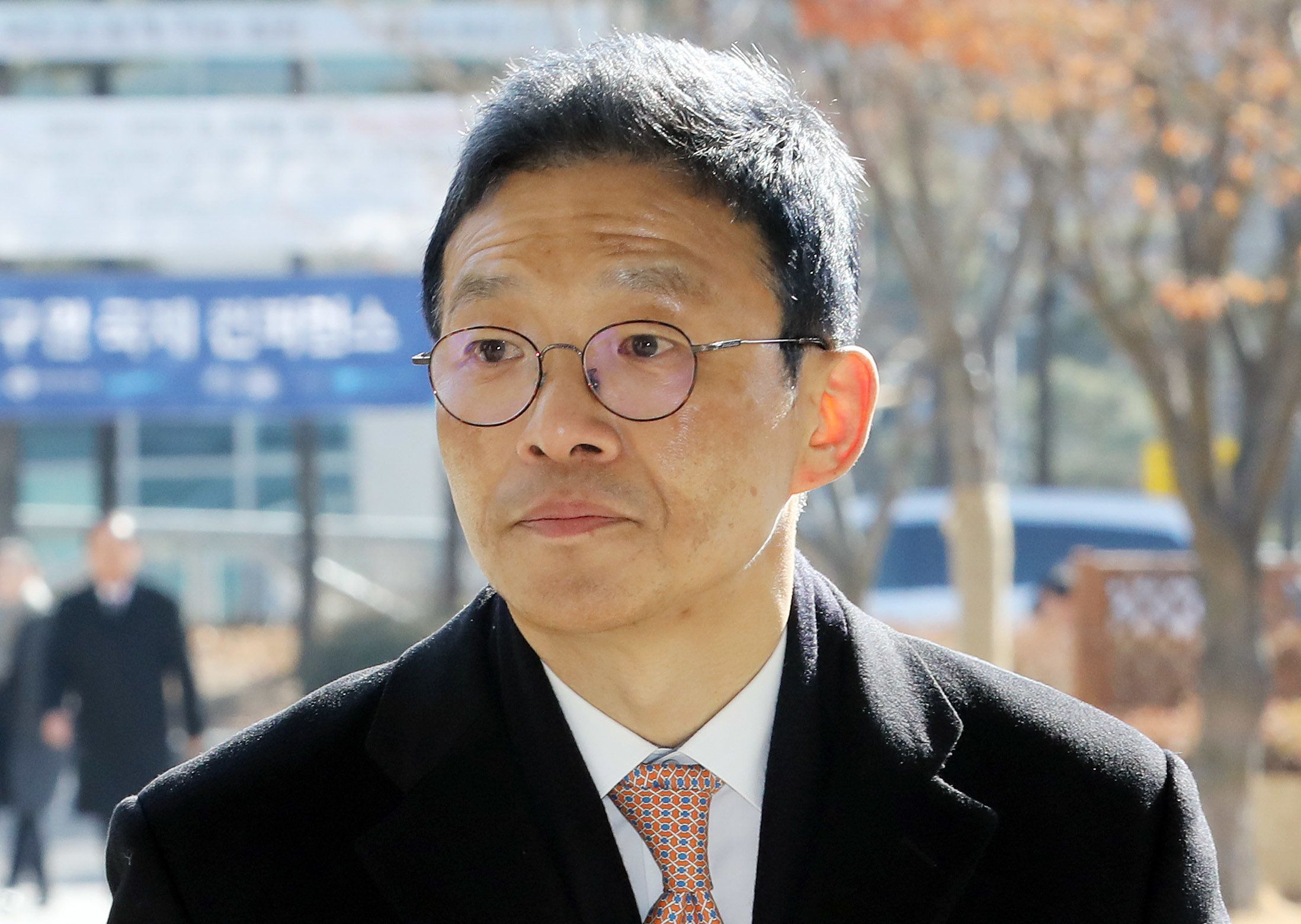 한국의 첫 미투를 촉발한 안태근 前 검사장이 법정 구속되다