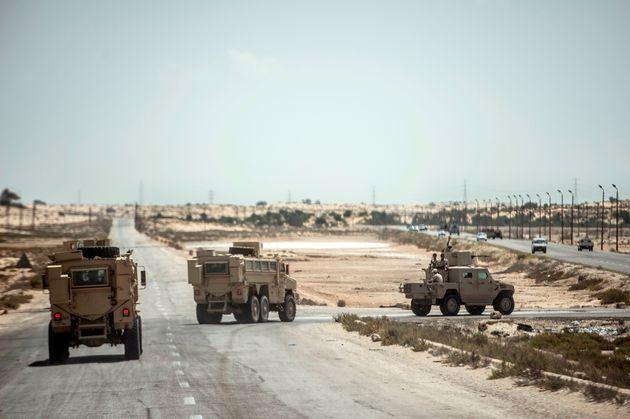 Αίγυπτος: 66 νεκροί σε πρόσφατες επιχειρήσεις κατά του ISIS