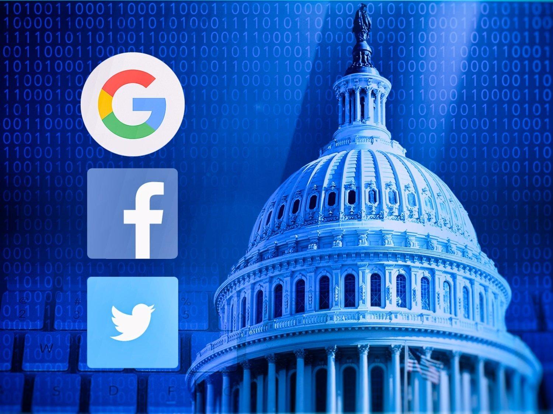 Ρεκόρ δαπανών σε lobbying από Facebook και Google το 2018