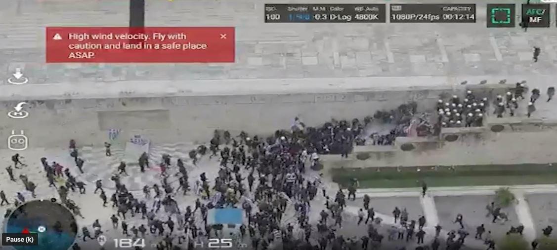 Στοιχεία για οργανωμένο σχέδιο εισβολής στη Βουλής κατά το συλλαλητήριο δίνει η ΕΛΑΣ