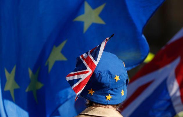 EU가 영국에게 : 노딜 브렉시트는 아일랜드 하드보더 부활을