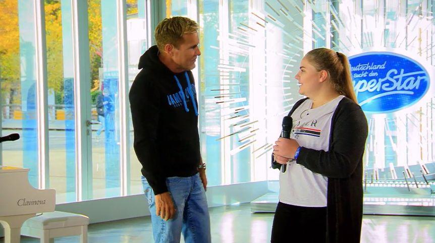 DSDS: Estefania Wollny möchte singen – Dieter Bohlen führt sie peinlich