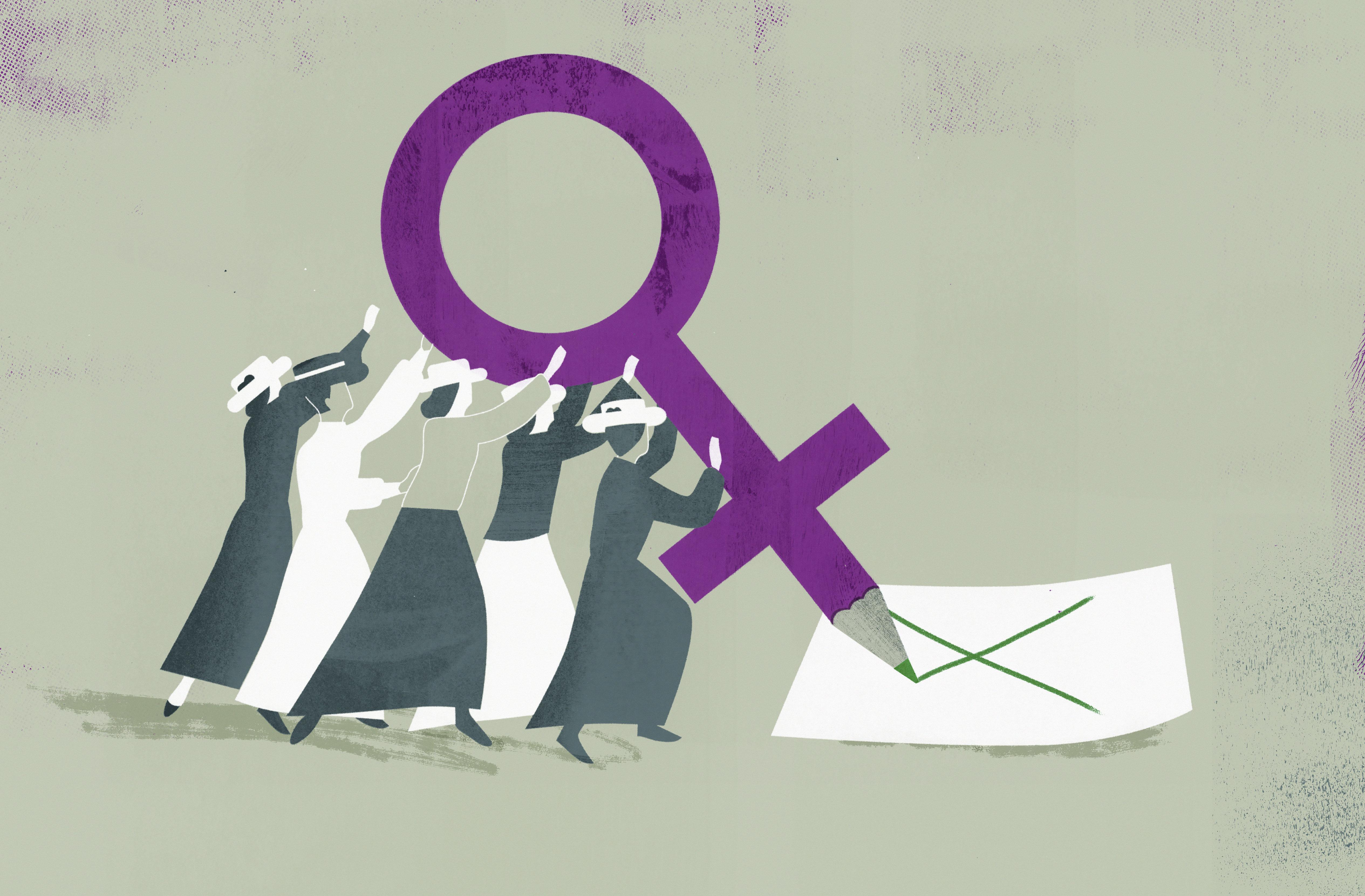 한국의 여성인권, 블랙코미디 수준의 법부터 바꿔야