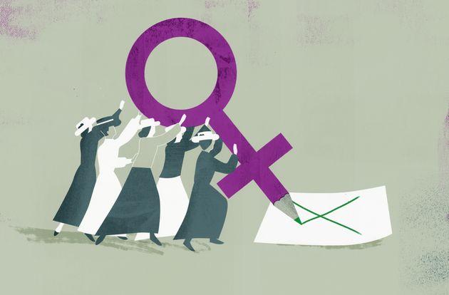 여성인권 40년의 역사에서