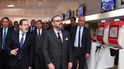 Le roi inaugure le nouveau terminal 1 de l'aéroport Mohammed V de