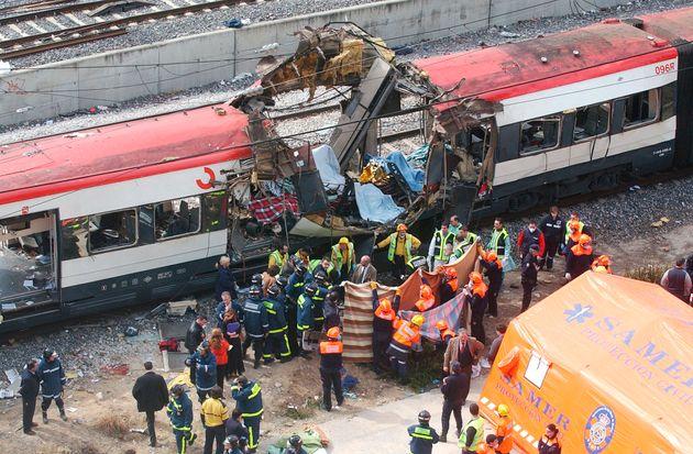 Le 11 mars 2004, la capitale espagnole avait connu une série d'attaques terroristes à...
