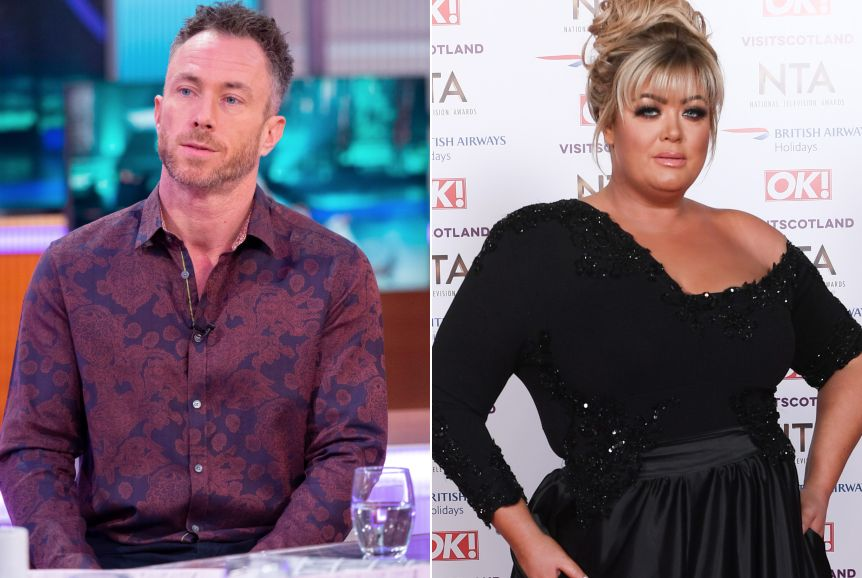 TEAM GEMMA: Dancing On Ice's James Jordan Sticks Up For Gemma Collins After Jason Gardiner